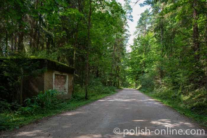 Bunker des ehemaligen Oberkommandos der Luftwaffe (OKL) bei Goldap