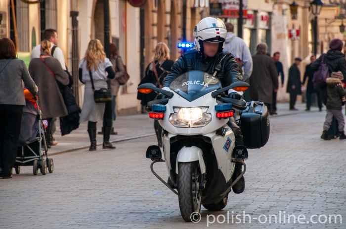 Milicja - Polizeiwagen aus der Volksrepublik Polen
