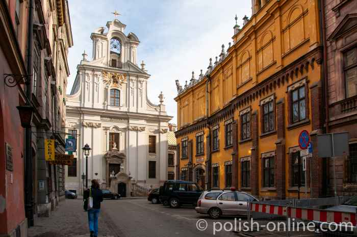 Czartoryski-Museum in Krakau (Kraków)