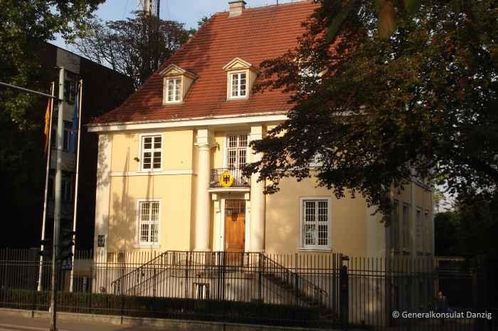 Generalkonsulat der Bundesrepublik Deutschland in Danzig (Gdańsk)