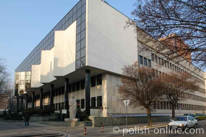 Philharmonie in Lublin