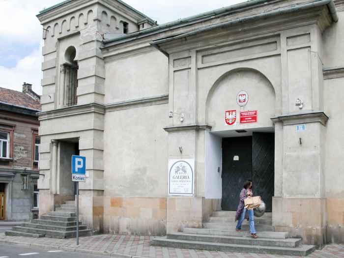 Synagoge in Neu Sandez (Nowy Sącz)