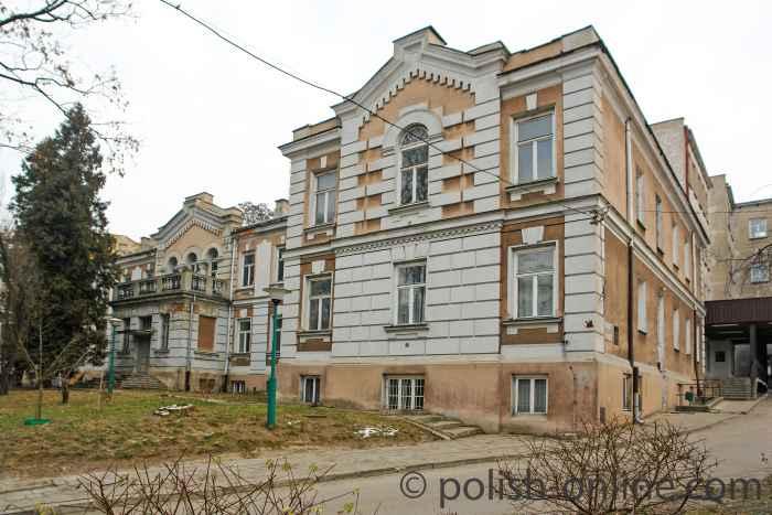 Ehemaliges Jüdisches Krankenhaus in Lublin