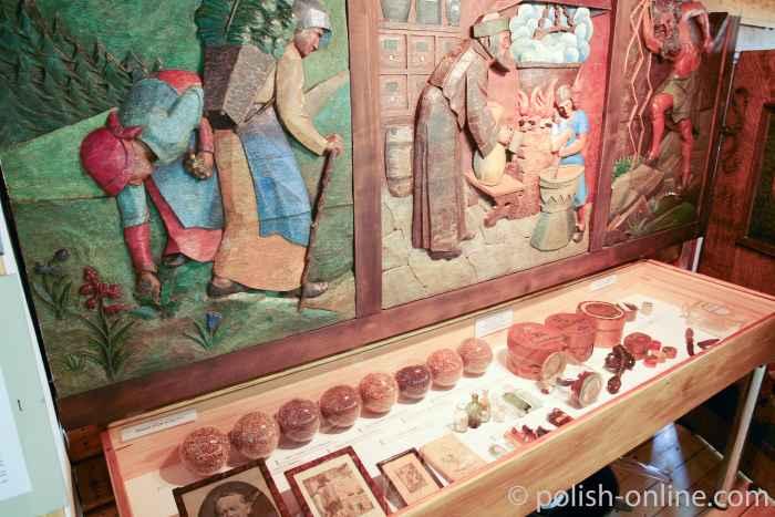 Ausstellung über die Laboranten im Riesengebirge