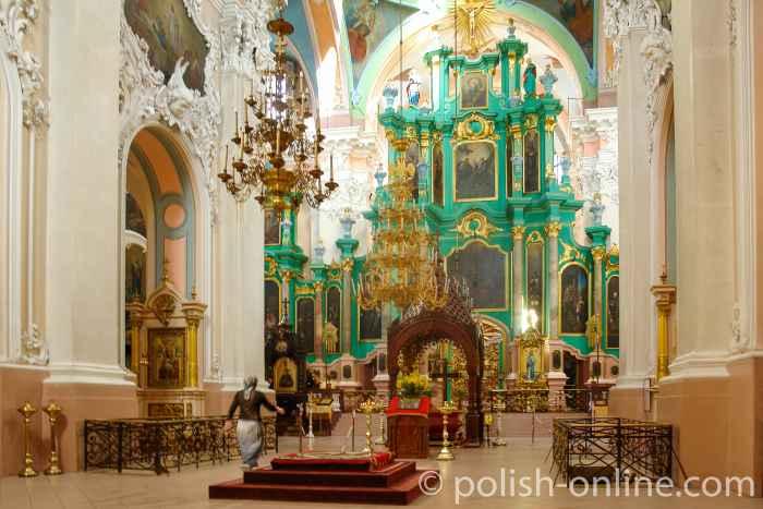 Orthodoxe Heilig-Geist-Kirche in Vilnius
