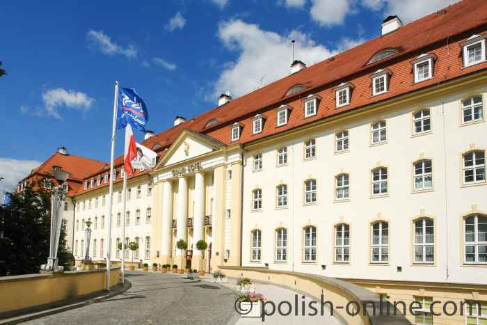 Grant Hotel in Sopot (Zoppot)