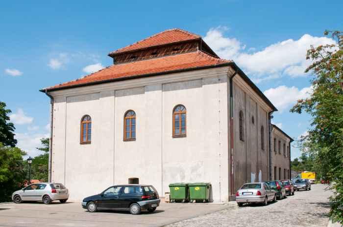Synagoge in Sandomierz