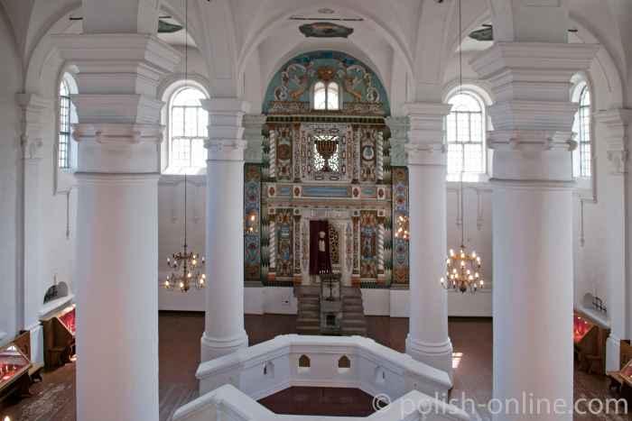 Synagoge in Włodawa