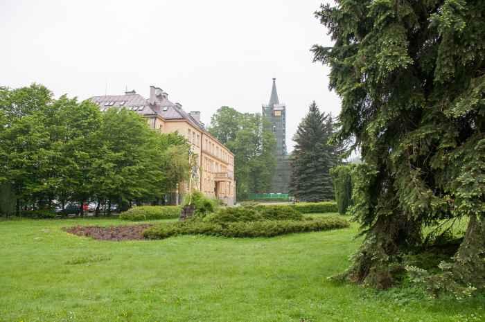 Evangelisch-augsburgischen Kirche in Wisla