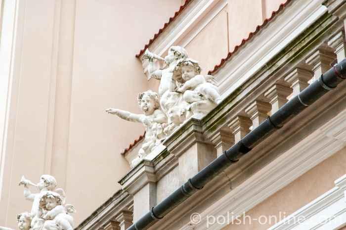 Galerie am Schloss Kozłówka
