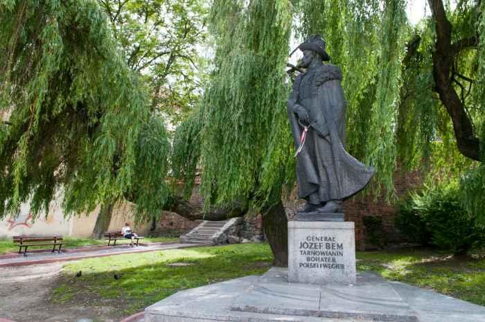 Denkmal für Józef Bem in Tarnów