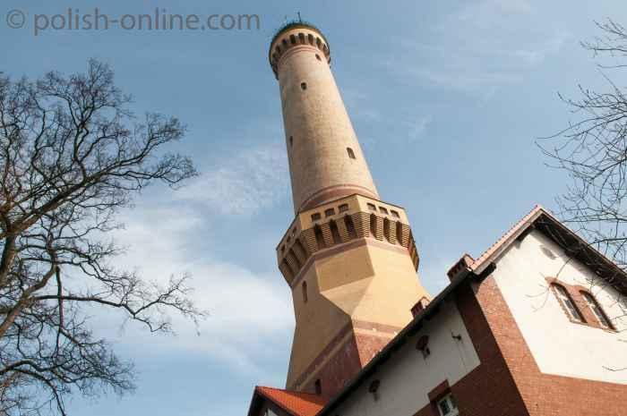 Leuchtturm in Swinemünde