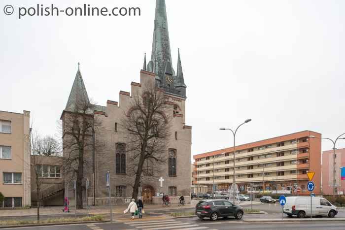 Christuskirche in Swinemünde