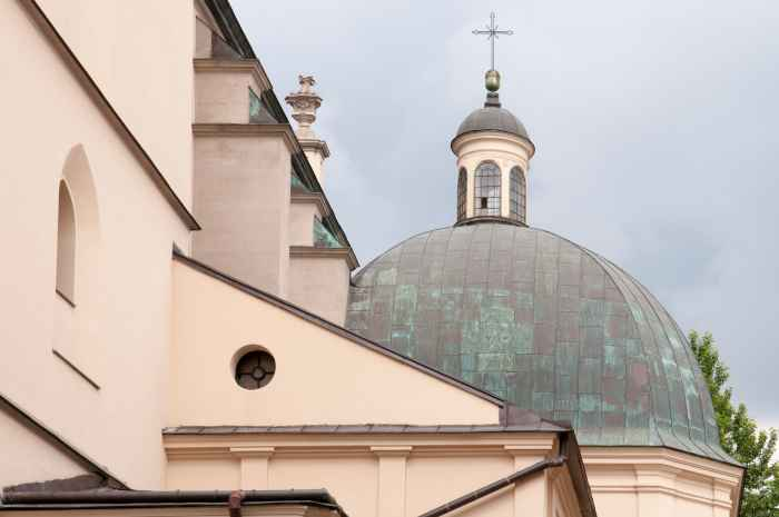 Lateinische Kathedrale in Lemberg