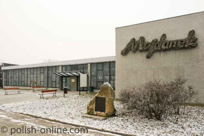 Museum Gedenkstätte KZ Majdanek Lublin
