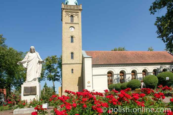 Evangelische Kirche Mikolajki (Nikolaiken)