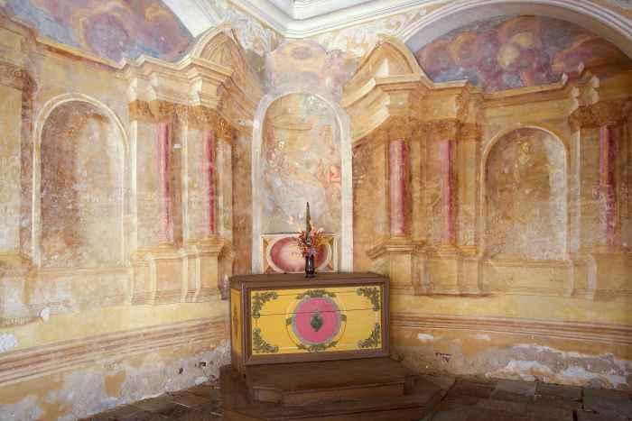 Eckkapelle in Heilige Linde