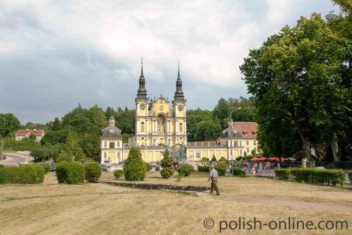 Wallfahrtskirche Heiligelinde