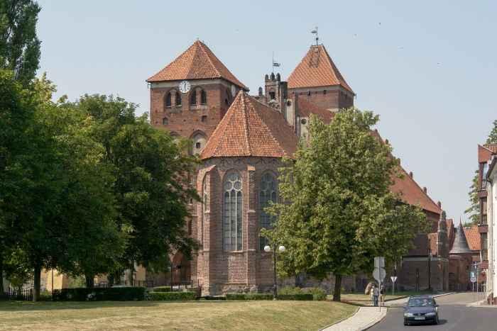 St. Georgskirche in Rastenburg (Kętrzyn)