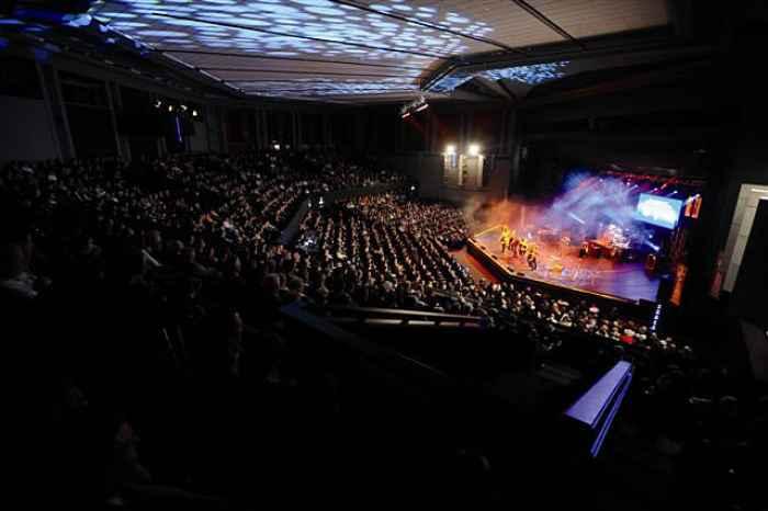 Konzert im Konzertsaal Haus der Musik und des Tanzes