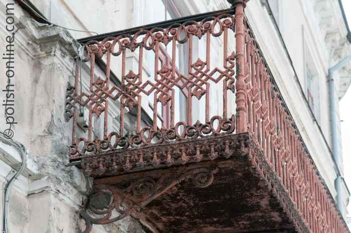 Balkon Chełm