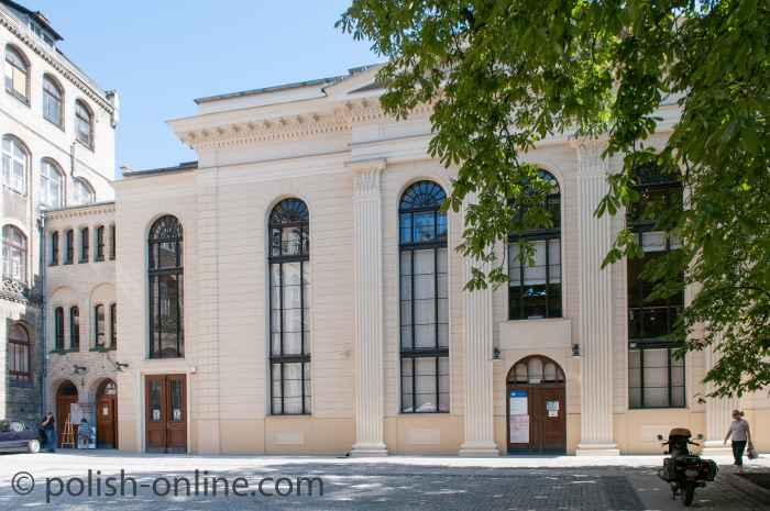 Synagoge zum Weißen Storch Breslau (Wrocław)