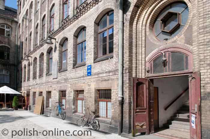 Gebetshaus der jüdischen Gemeinde Breslau (Wrocław)