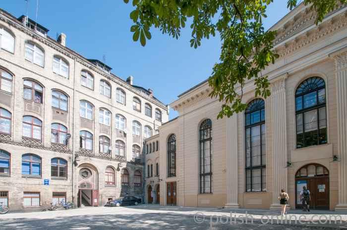Synagoge Unter dem Weißen Storch und Gebetshaus Breslau