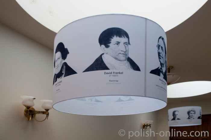 Jüdische Persönlichkeiten Synagoge Breslau