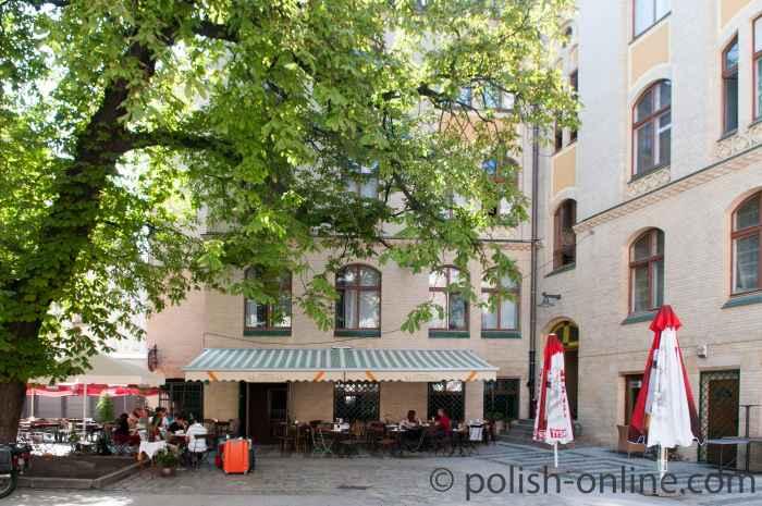 """Restaurant """"Mleczarnia"""" (Meierei) Breslau (Wrocław)"""