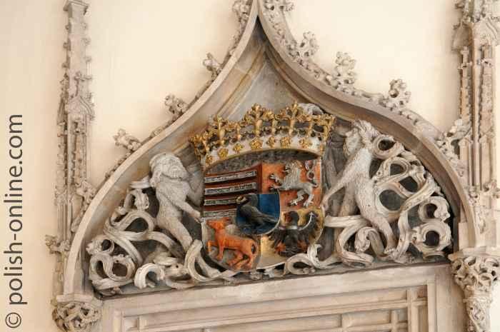 Portal im Remter Breslauer Rathaus