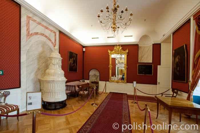 Staatsgemach Königsschloss Breslau (Wrocław)