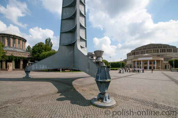 Die Nadel (poln. Iglica) Breslau