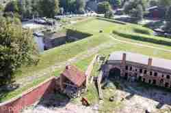 Festungswall Weichselmündung Danzig