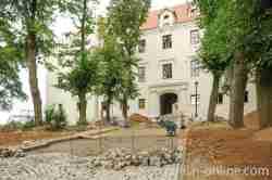 Ordensschloss in Rhein (Ryn)