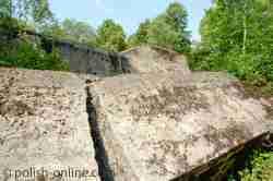 Flakstellung auf dem Göring-Bunker