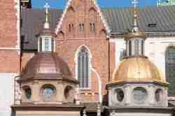Wasa- und der Sigismundkapelle Krakau