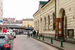 Jüdisches Kulturzentrum in Kazimierz in Krakau (Kraków)