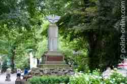 Denkmal für Kriegsopfer in Kolberg