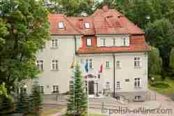 Gebäude des Polnisch-Deutschen Jugendzentrums in Allenstein (Olsztyn)