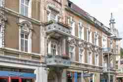 Wohnhaus in Bütow
