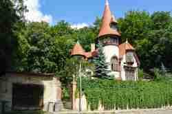 Villa in der ul. Pawłowskiego in Danzig