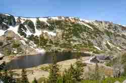 Kleine Teichbaude im Riesengebirge