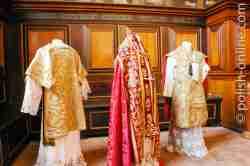 Lithurgische Gewänder im Zisterzienserkloster
