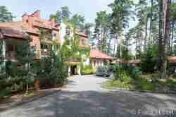 Hotelanlage in Groß Born (Borne Sulinowo)
