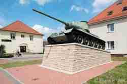 Panzer vom Typ T 34