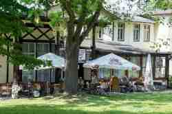 Cafe im Kurpark