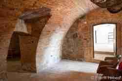 Schlossgewölbe in Bad Polzin