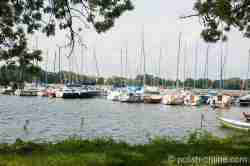 Marina am Drawsko-See in Tempelburg