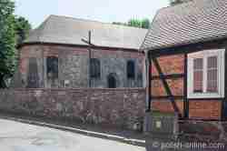 Dreifaltigkeitskirche und Pfarrhaus